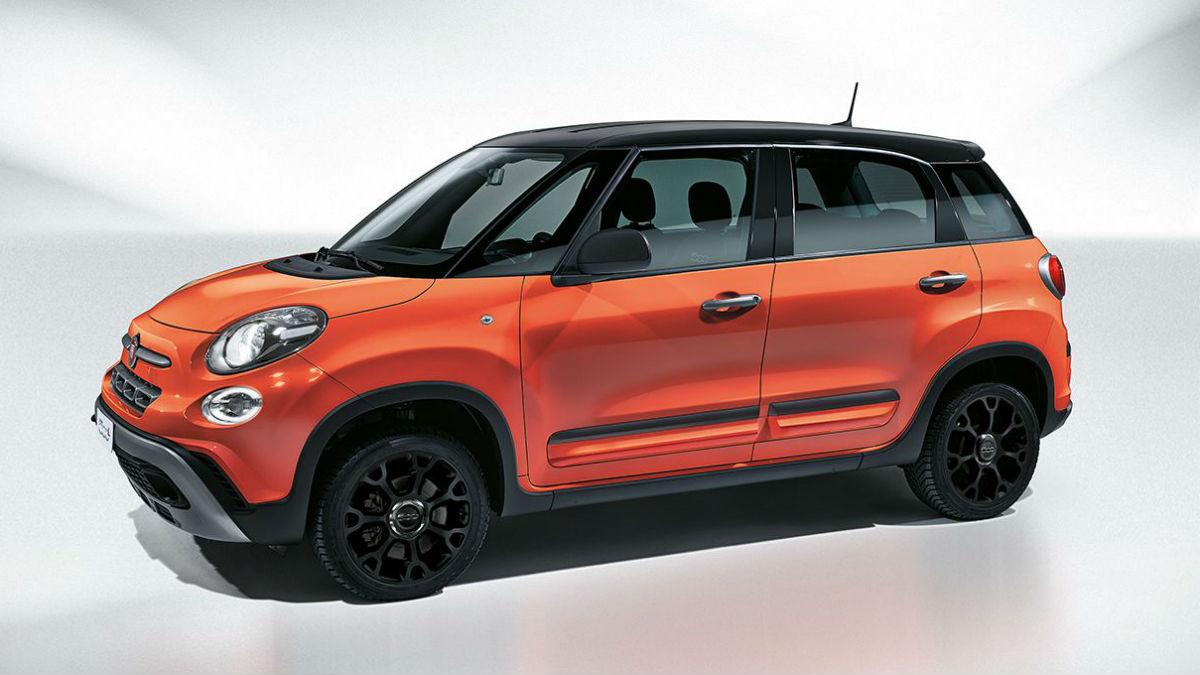 Fiat pone a la venta el nuevo 500L City Cross, una variante del exitoso urbano italiano tan atractiva por fuera como por dentro.