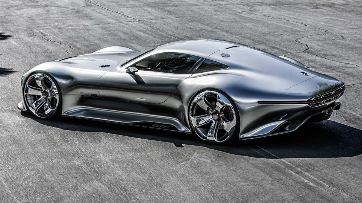 El nuevo coche de Batman en la película de 'La Liga de la Justicia' será uno de los prototipos más espectaculares que hayamos visto jamás.