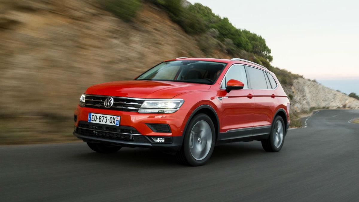 El nuevo Volkswagen Tiguan Allspace llega al mercado español por un precio de partida de 35.630 euros.
