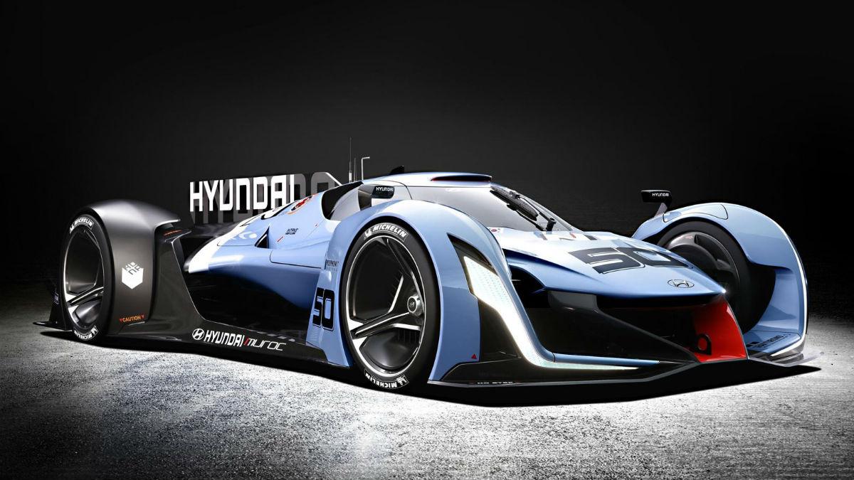 El nuevo Hyundai N 2025 Vision GT Concept será uno de los deportivos más potentes y capaces de Gran Turismo Sport.