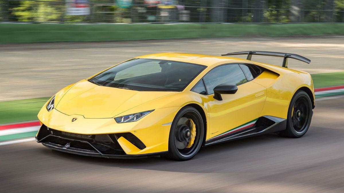 Si los rumores se confirman, el sustituto del Lamborghini Huracán, previsto para el año 2022, contará con un motor híbrido.