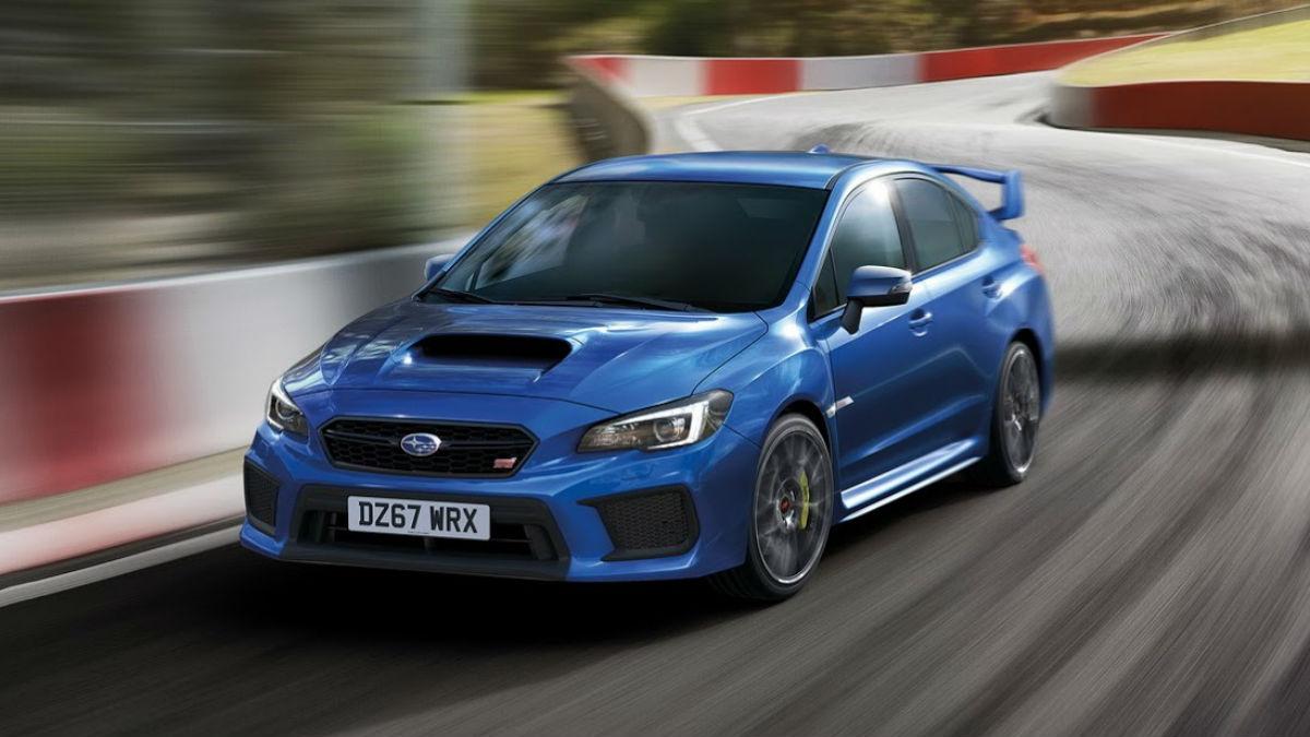 Subaru pretende despedir por todo lo alto la actual generación del nuevo WRX STI con el lanzamiento de la versión Final Edition, que cuenta con numerosas novedades.