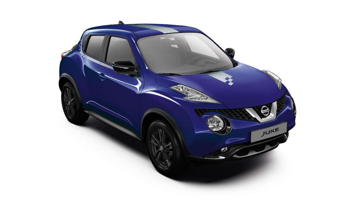 El nuevo Nissan Juke GT Sport PlayStation llega al mercado con una unidad de la famosa videoconsola de Sony bajo el brazo.