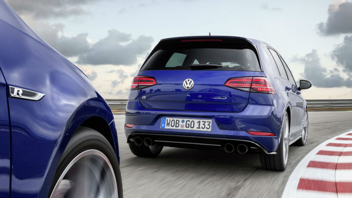 Volkswagen anuncia el lanzamiento del Performance Pack para el Golf R, que potenciará la deportividad del modelo en todos los sentidos.