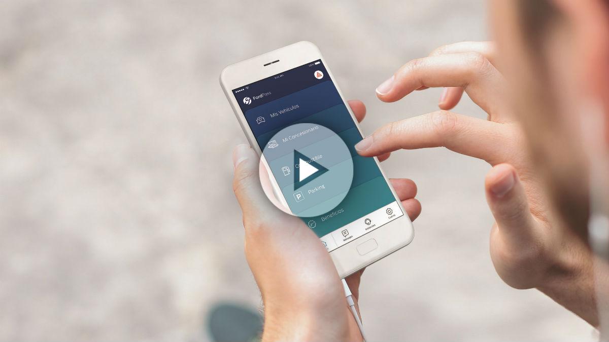 Nace FordPass, una aplicación móvil con la que la marca del óvalo hará la vida de los conductores más fáciles, y no solo la de sus clientes.