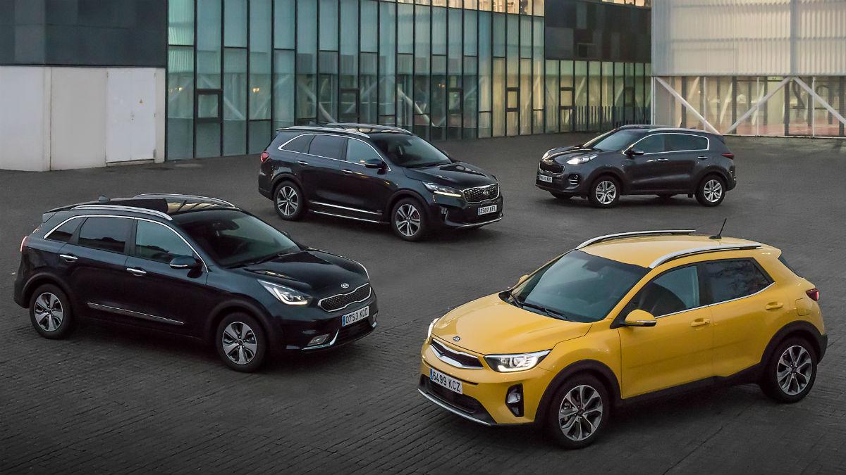 La gama SUV de Kia ofrece una importante oferta que es capaz de cubrir las necesidades de cualquier tipo de cliente.