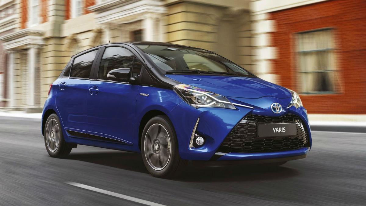 El Toyota Yaris ha obtenido la máxima calificación de cinco estrellas en las pruebas de choque realizadas por el organismo independiente Euro NCAP.