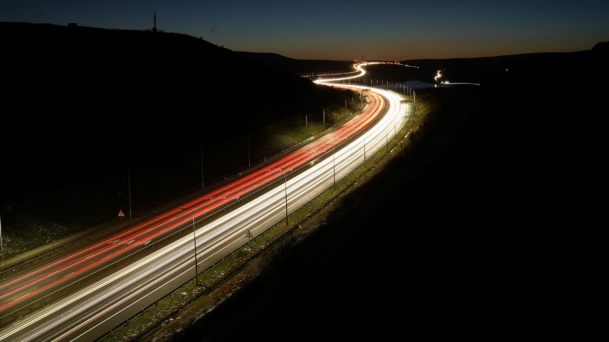 Los datos más recientes indican que el número de tramos peligrosos existentes en las carreteras españolas ha aumentado respecto al año pasado.