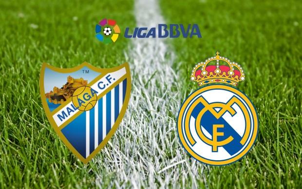 El Real Madrid visita al Málaga en La Rosaleda.
