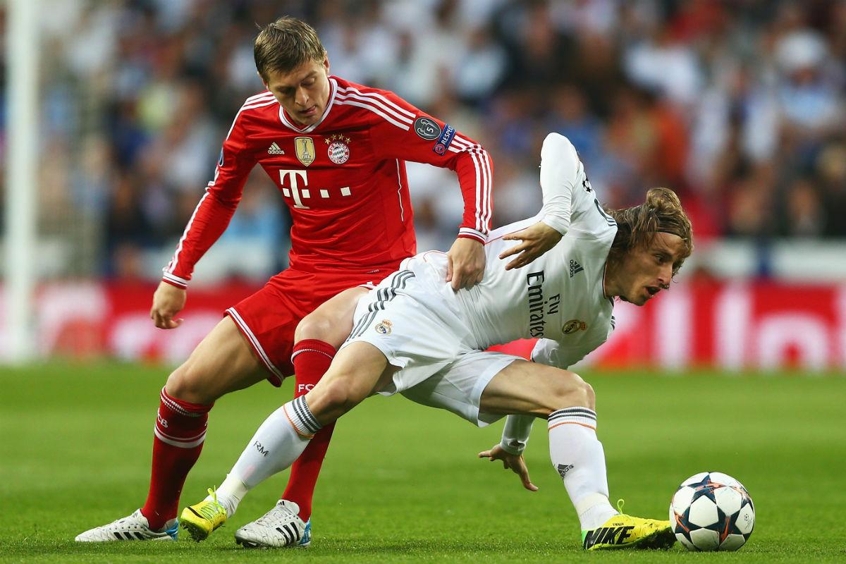 El Real Madrid jugará contra el Bayern por el traspaso de Kroos. (Getty)