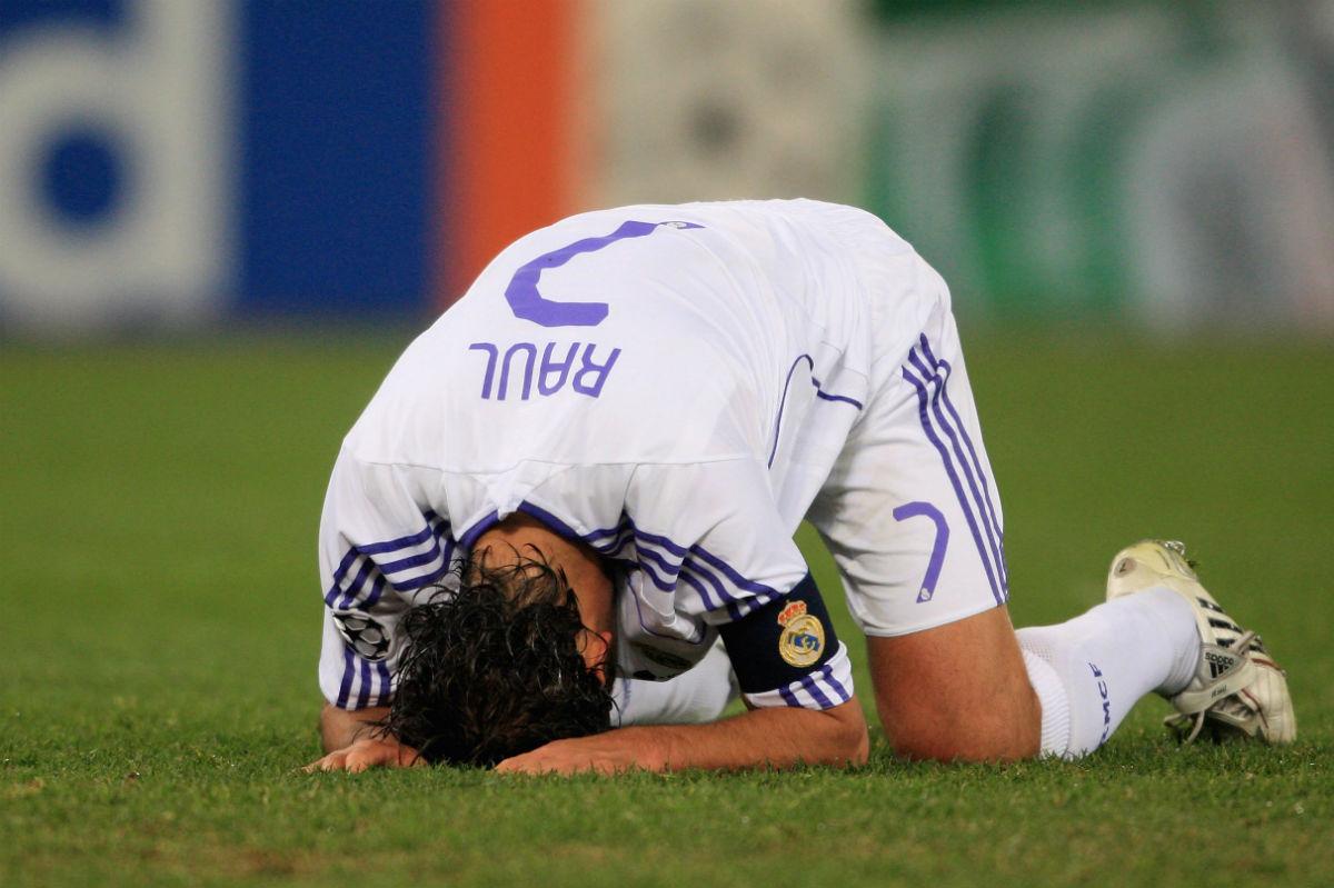 La Roma eliminó al Real Madrid en el año 2008. (Getty)
