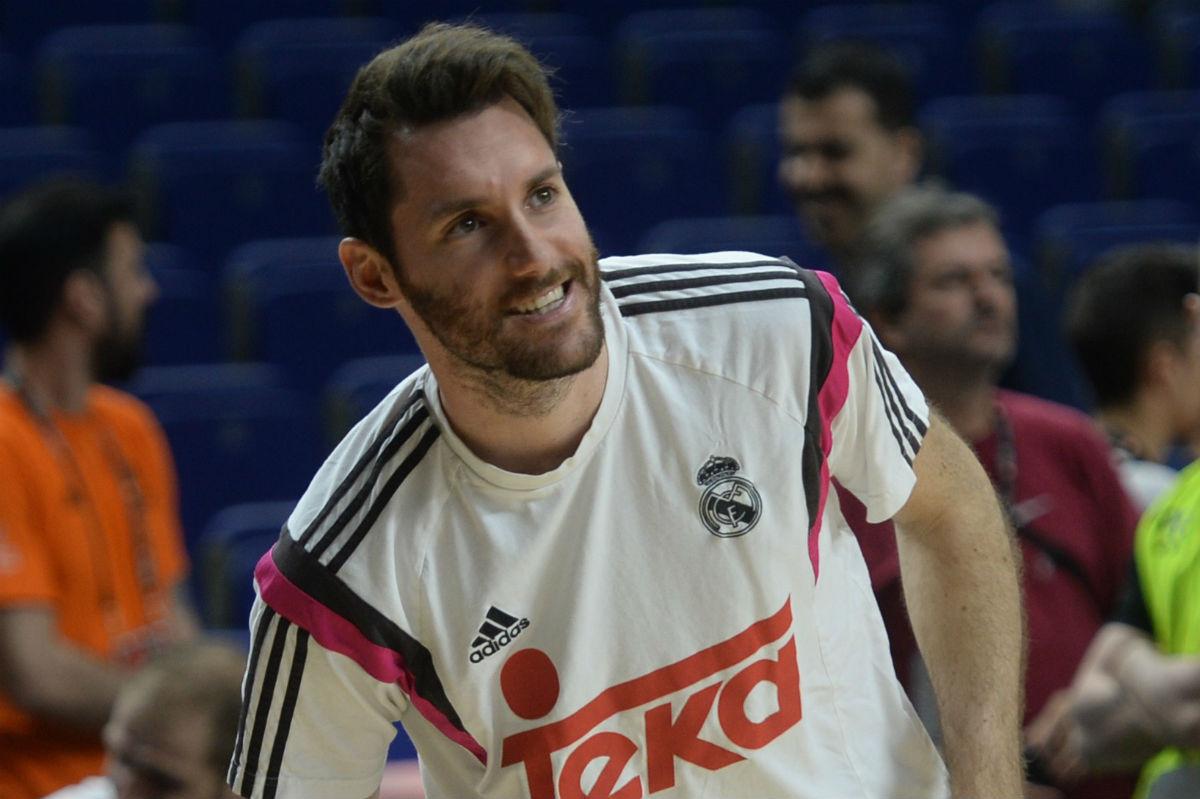 Rudy Fernández se perderá la Copa del Rey de baloncesto. (Getty)