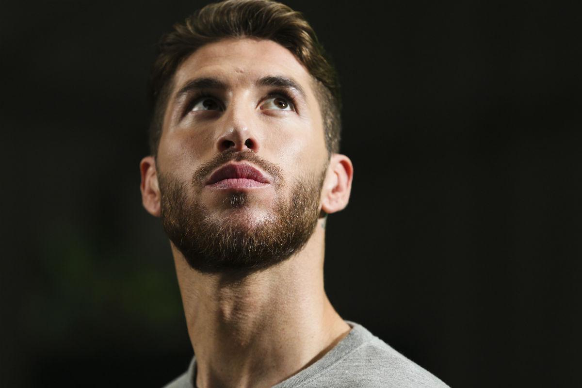 Sergio Ramos repasa su trayectoria en el Real Madrid. (Getty)