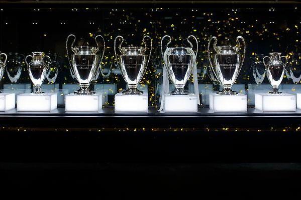 El Real Madrid cumple 114 años