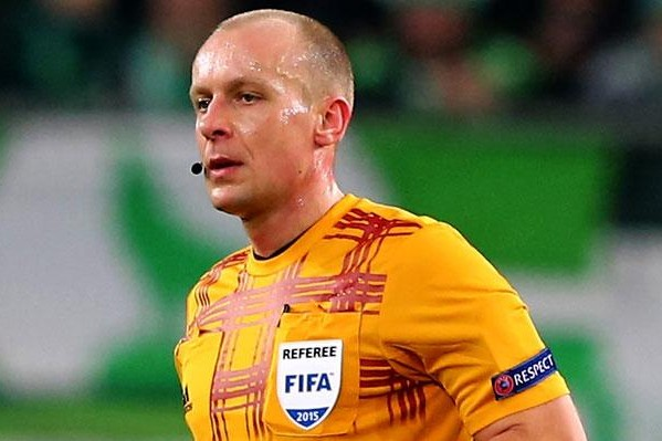 Szymon Marciniak arbitrará el Real Madrid-Roma