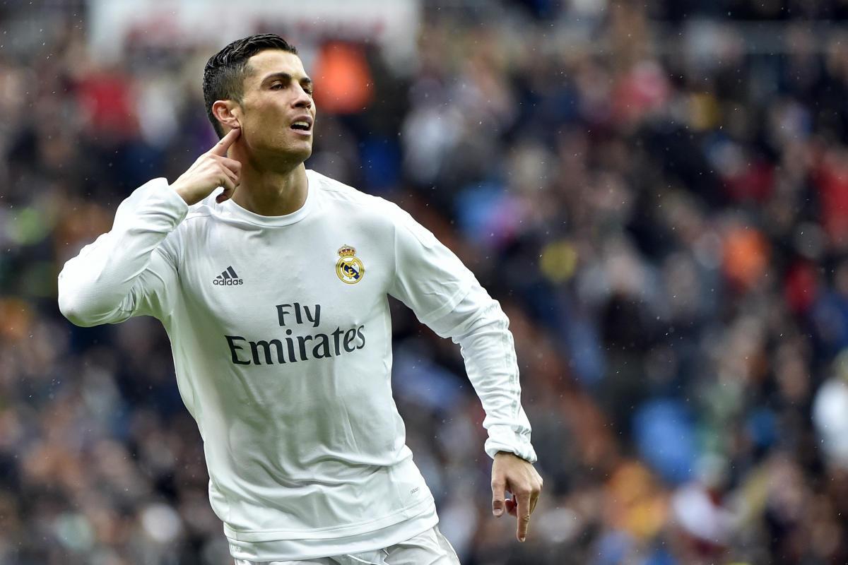 Cristiano firmó un partidazo ante el Celta. (AFP)