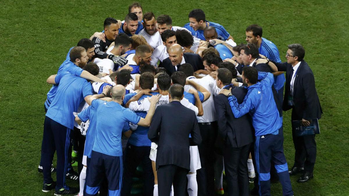 El Real Madrid de Zidane, ante su afrenta más imposible. (Reuters)