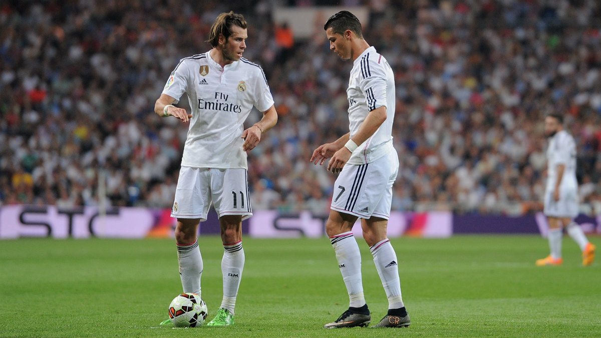 Cristiano Ronaldo y Gareth Bale han firmado una temporada sobresaliente. (Getty)