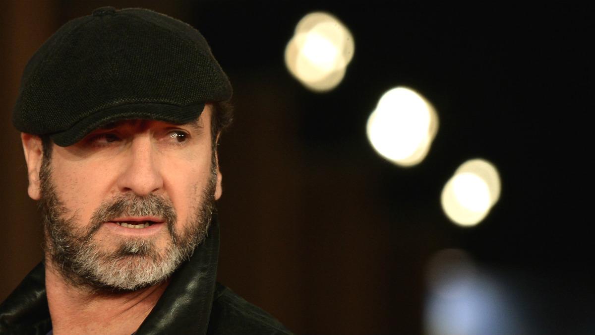 Eric Cantona, ex jugador de la selección francesa. (AFP)