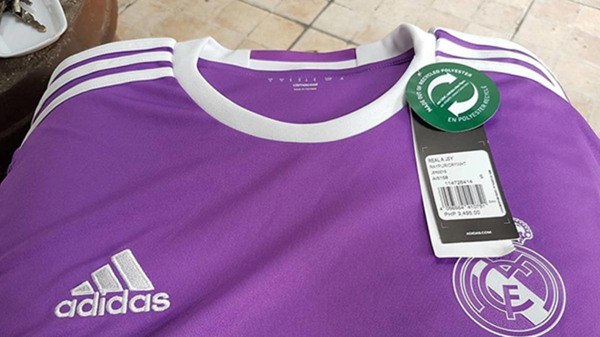 d5bdf25090f29 El Real Madrid vuelve al morado en su segunda equipación
