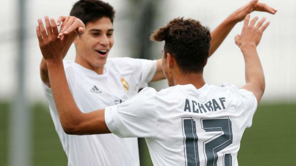 El Real Madrid se medirá al Villarreal en la Copa del Rey Juvenil. (Realmadrid.com)