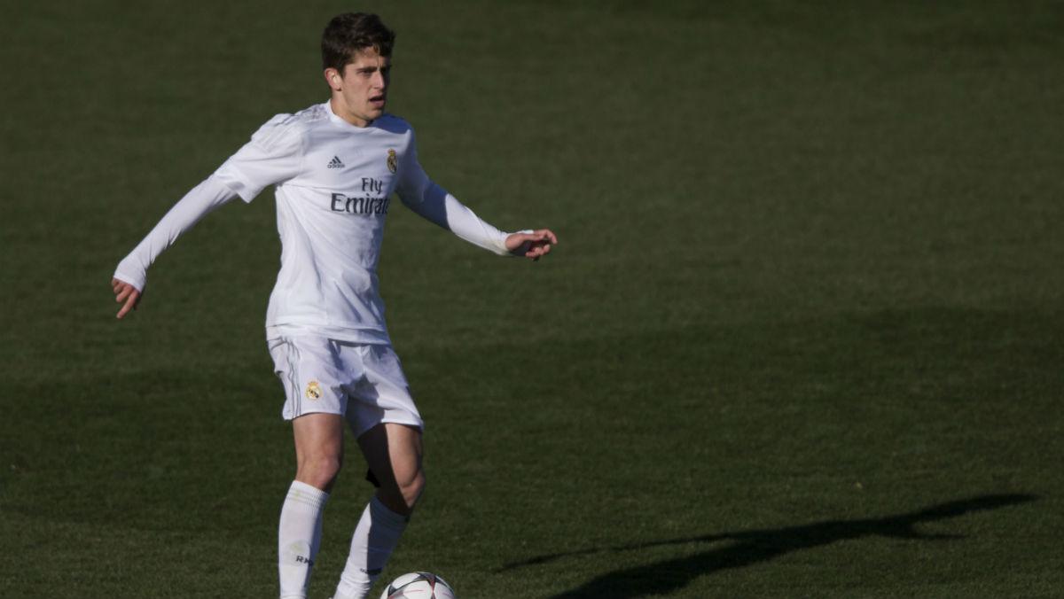 Álex Salto podrá jugar ante el Lleida en el Di Stéfano. (Getty)
