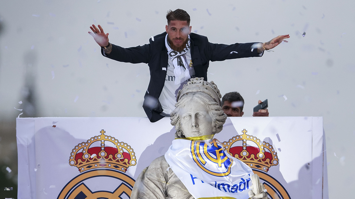 La Cibeles podría ser protagonistas de la tercera equipación del Real Madrid.