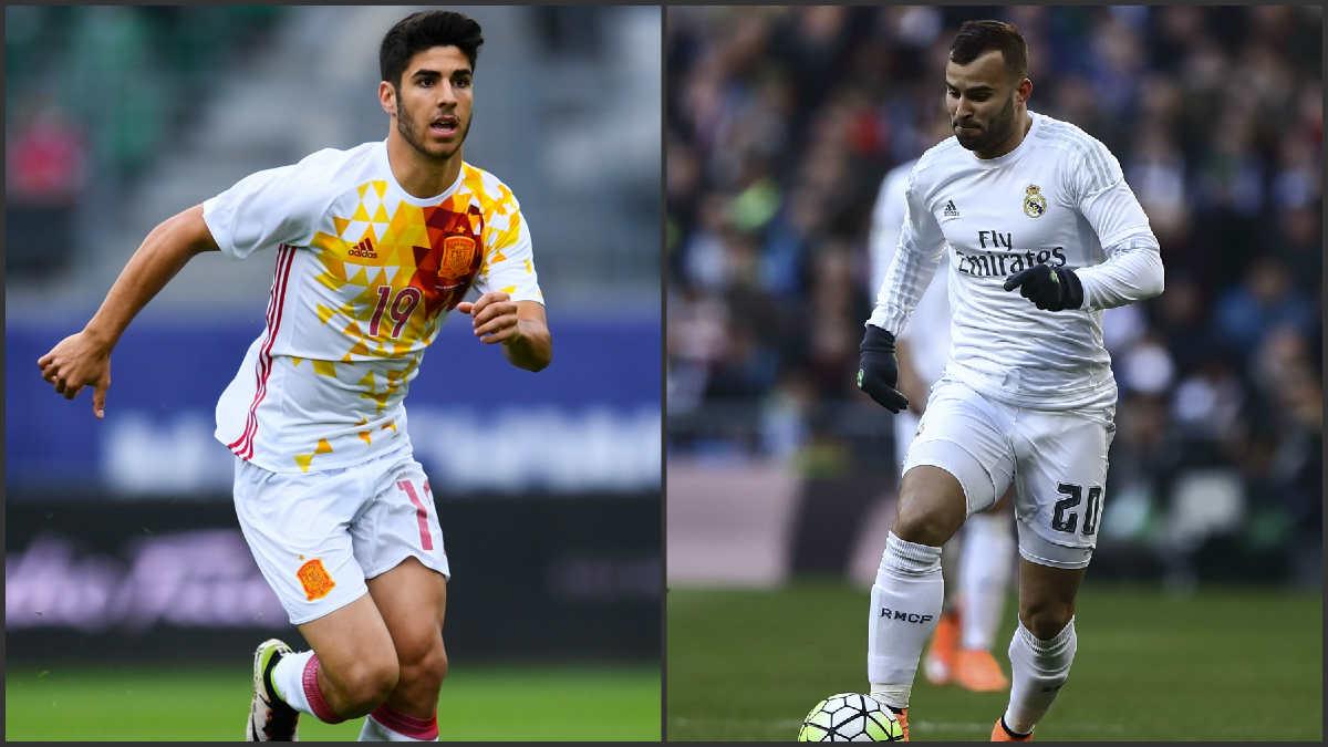 Marco Asensio y Jesé Rodríguez interesan al Espanyol.