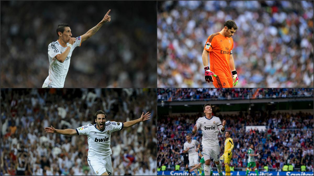 Di María, Casillas, Higuaín y Ozil no han triunfado fuera del Madrid. James no quiere seguir sus pasos.