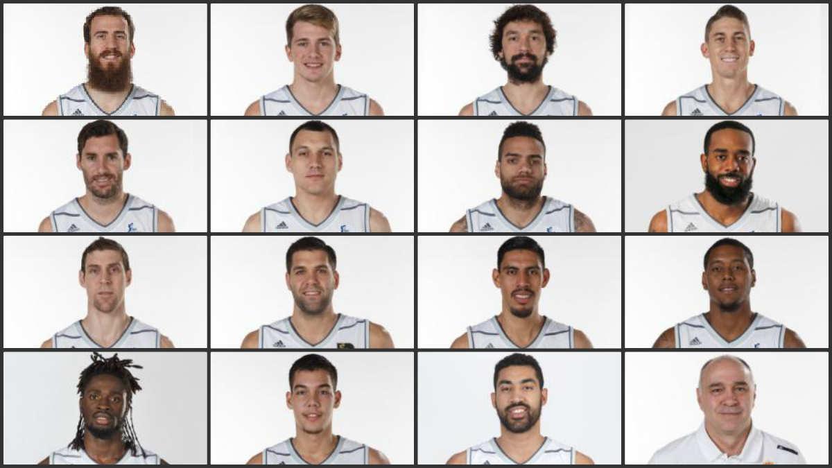 La plantilla del Real Madrid de baloncesto puede sufrir cambios.