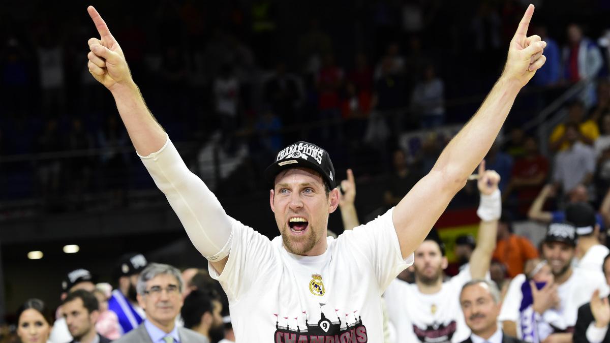 Nocioni seguirá en el Madrid. (AFP)