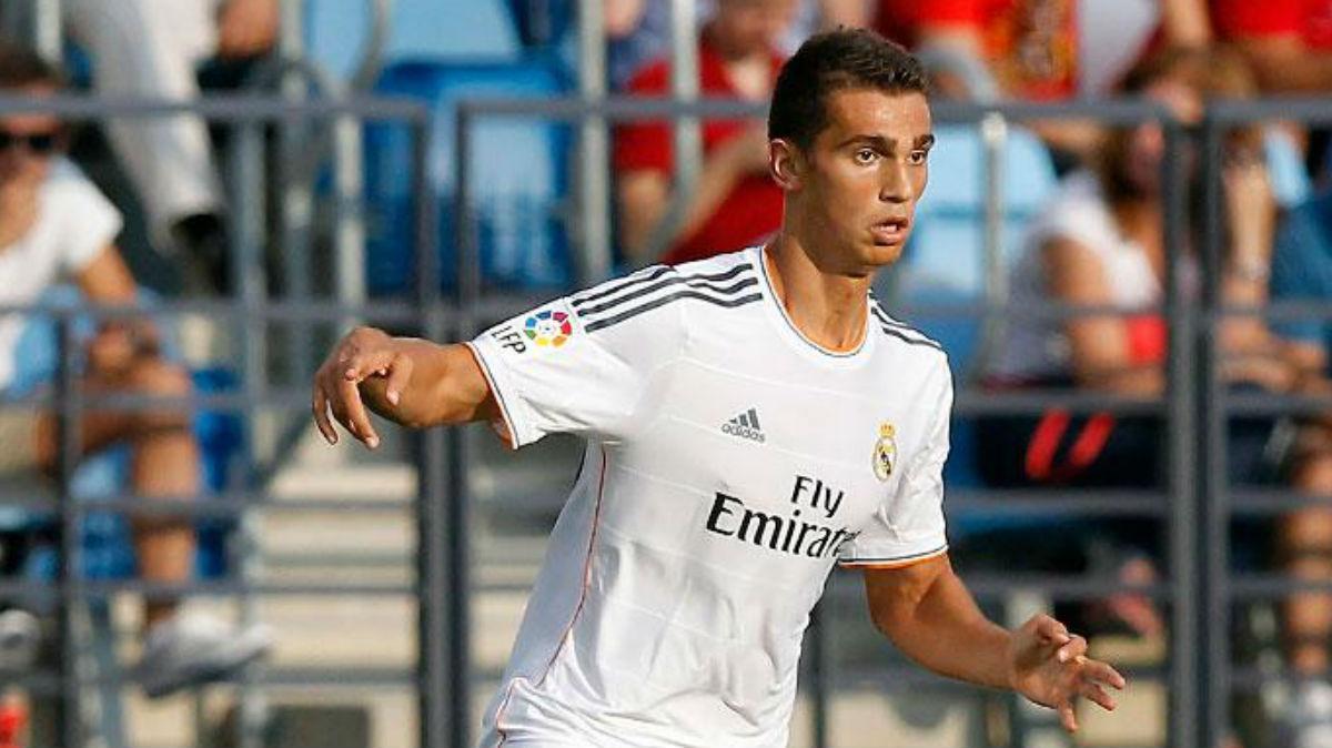Lucas Torró está cerca de firmar por el Oviedo. (Realmadrid.com)