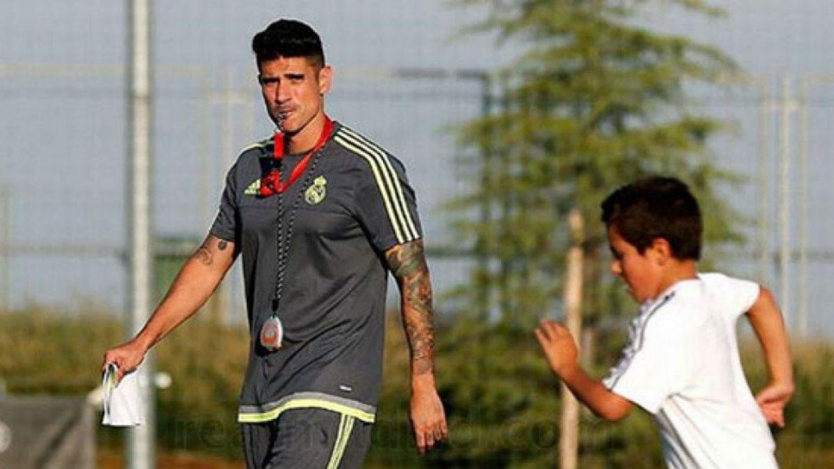 Álvaro Benito será nuevo entrenador del Juvenil C. (Realmadrid.com)