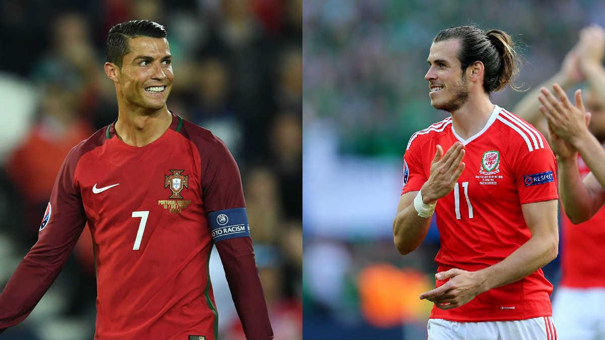 Cristiano y Bale se miden en semifinales.