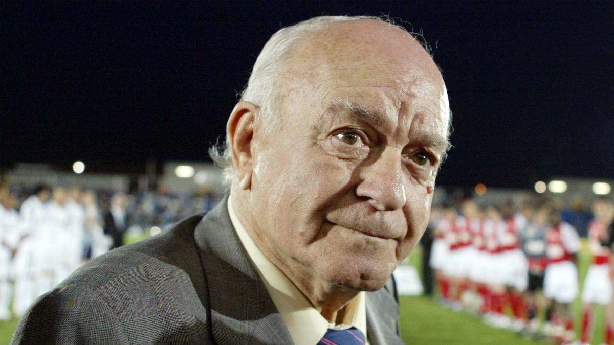 Se cumplen dos años de la muerte de Alfredo di Stéfano. (AFP)