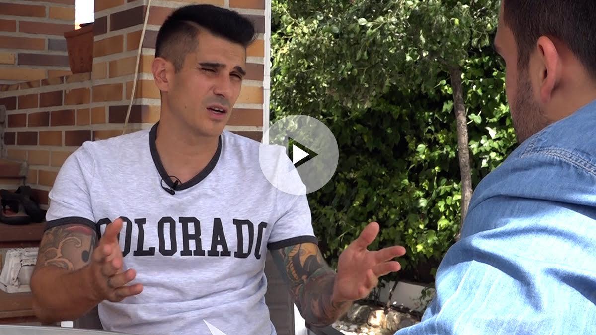 Álvaro Benito habla para DIARIO MADRIDISTA.