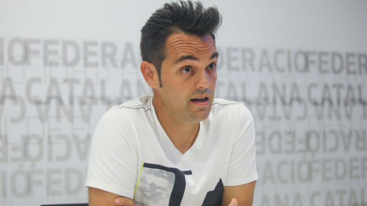 Daniel Poyatos será nuevo entrenador del Juvenil B. (Twitter de Daniel Poyatos