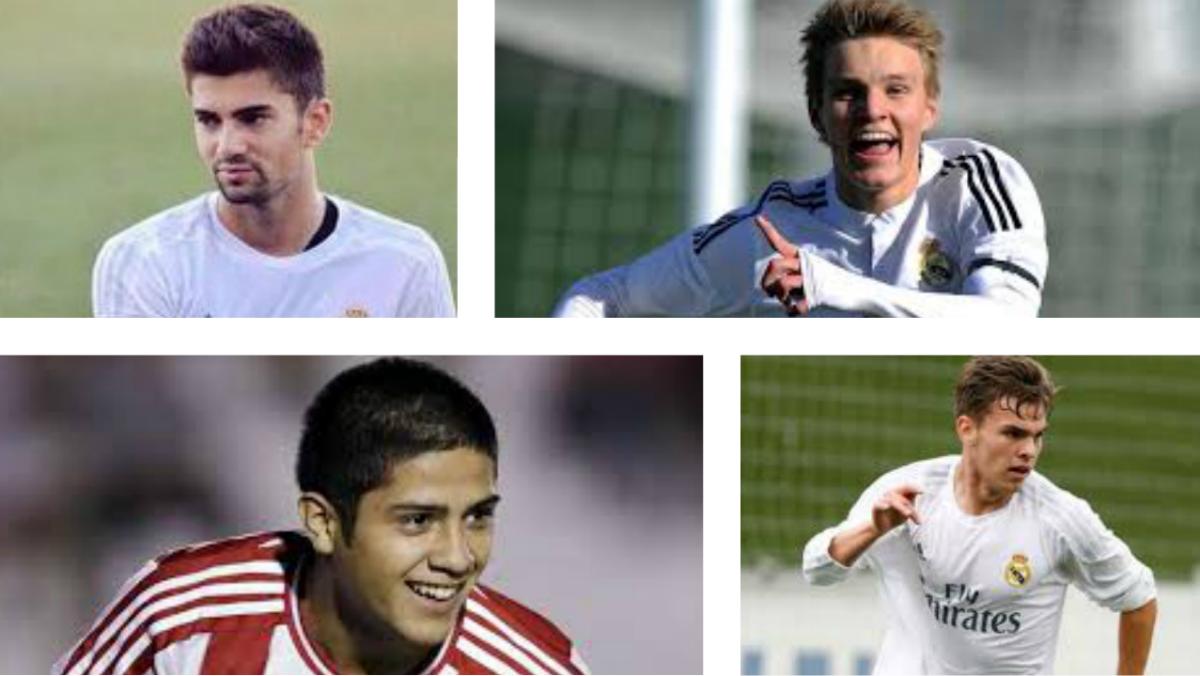 Enzo, Odegaard, Febas y Sergio Díaz harán la pretemporada con Zidane.