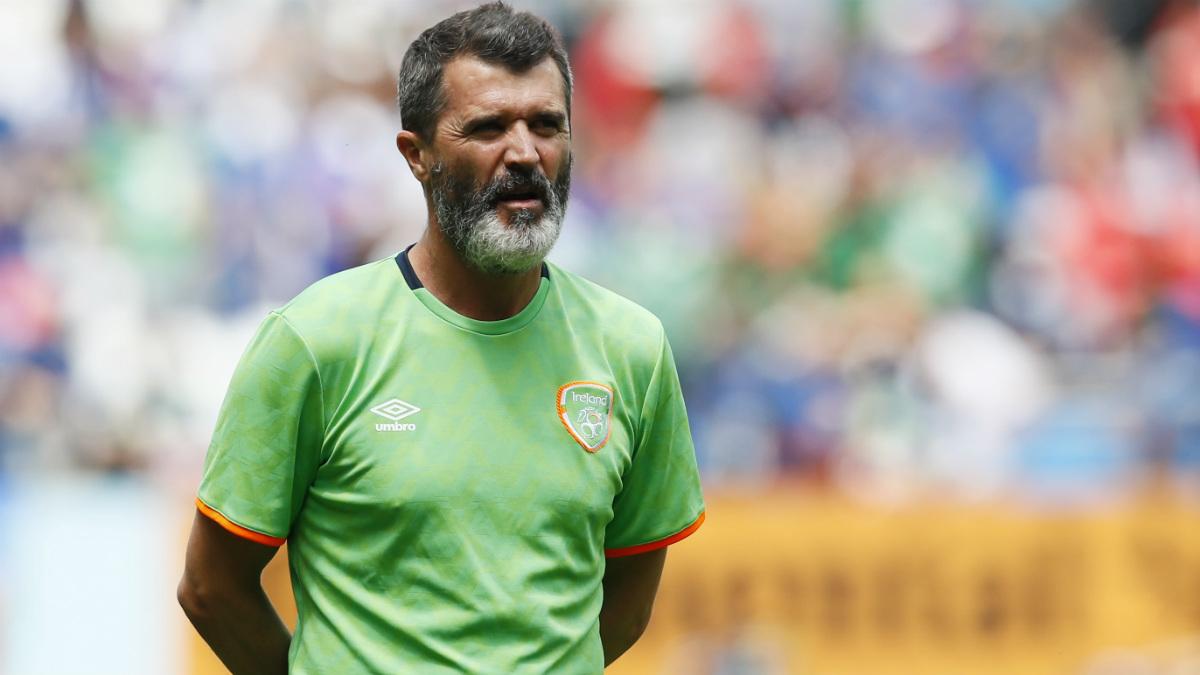 Roy Keane criticó a Cristiano. (Reuters)