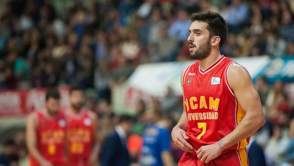 Campazzo podría regresar a UCAM Murcia.