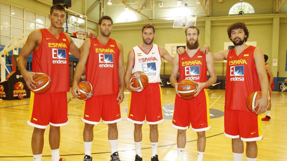 Los cinco madridistas que irán a los Juegos Olímpicos con los colores de España.