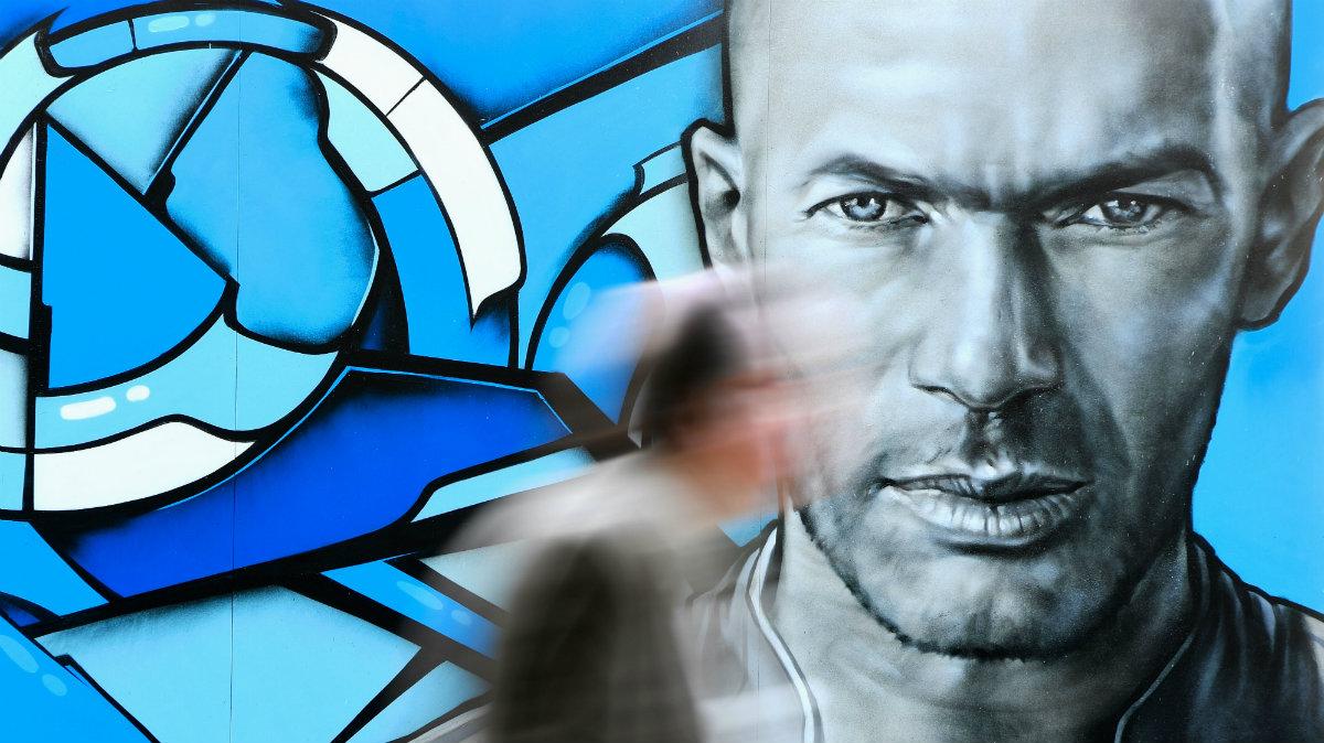Zidane hará cambios en el once. (Getty)