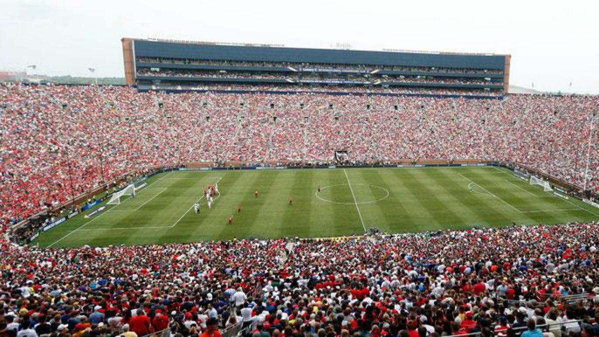 En el Michigan Stadium se debe jugar el Real Madrid-Chelsea. (Realmadrid.com)