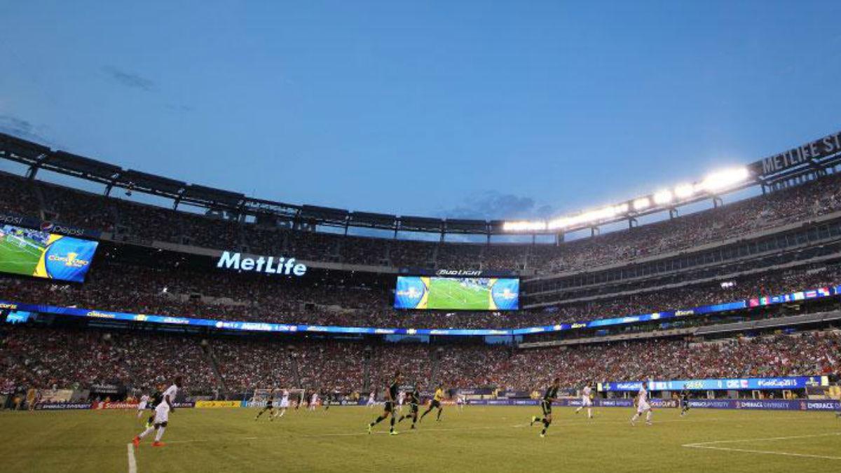 El MetLife Stadium estará para el Bayern de Múnich-Real Madrid. (Realmadrid.com)