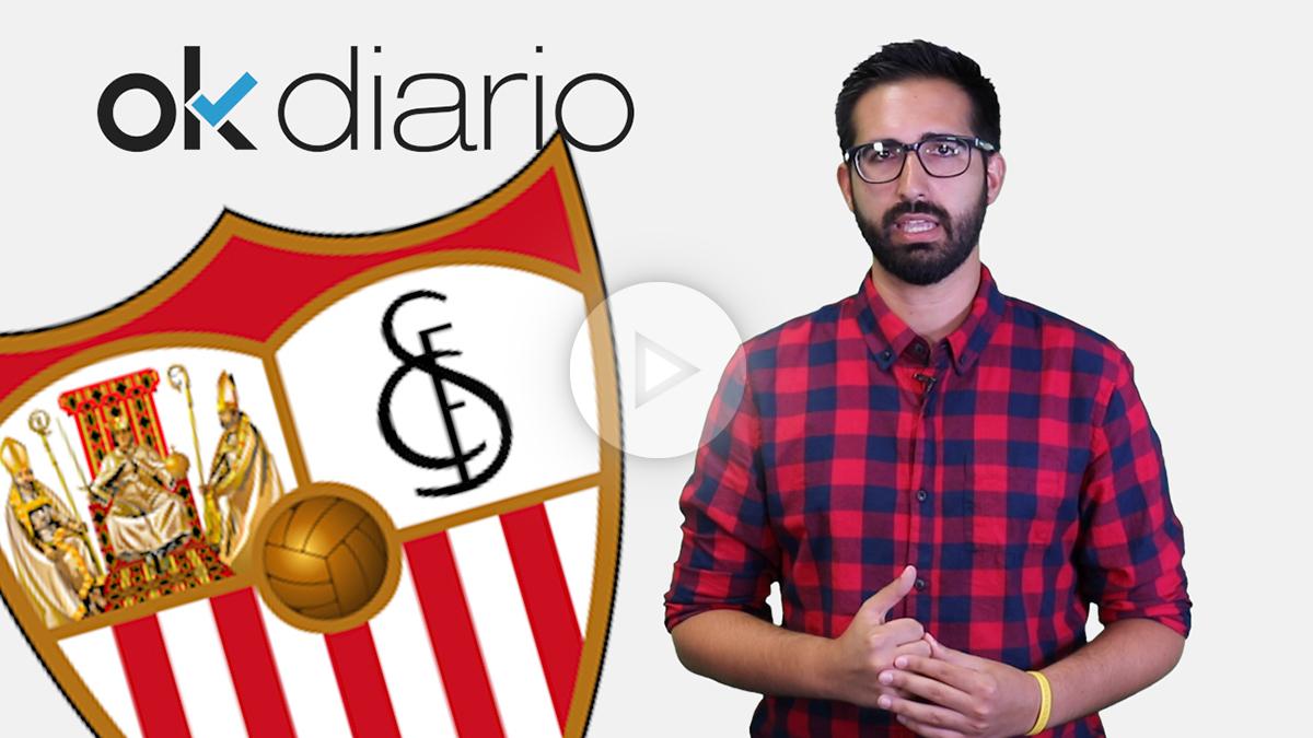 Alineación del Sevilla: caras nuevas y muchas dudas en el debut de Sampaoli