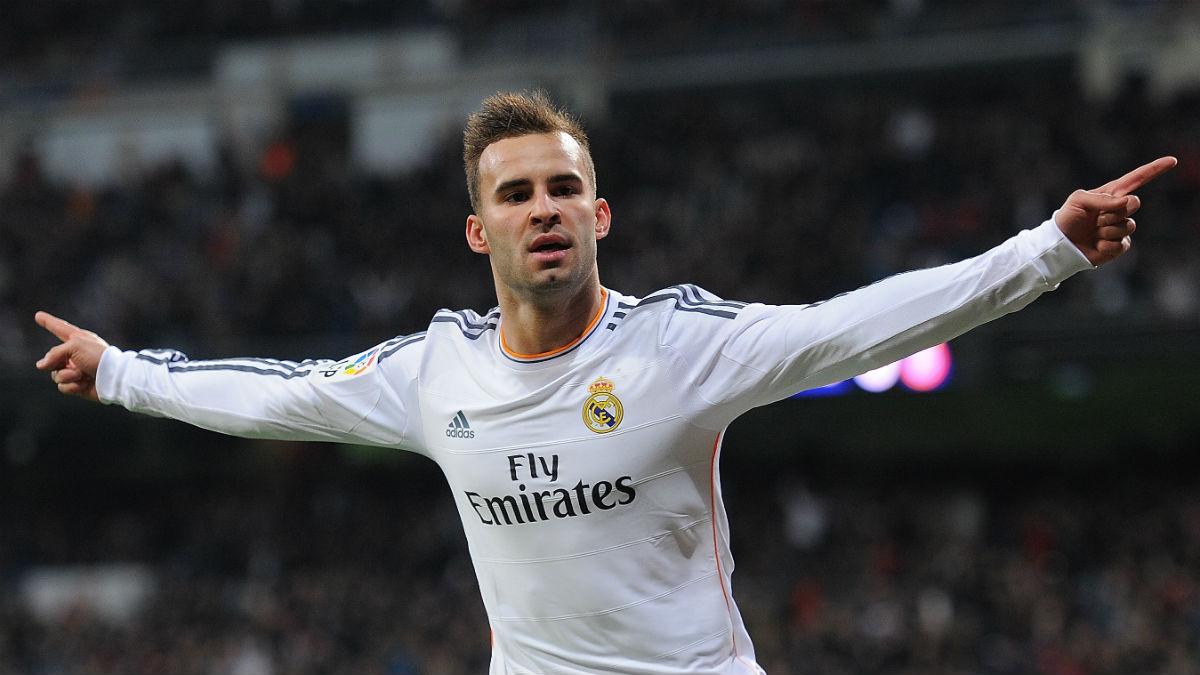 Jesé Rodríguez, en un partido del Real Madrid. (Getty)