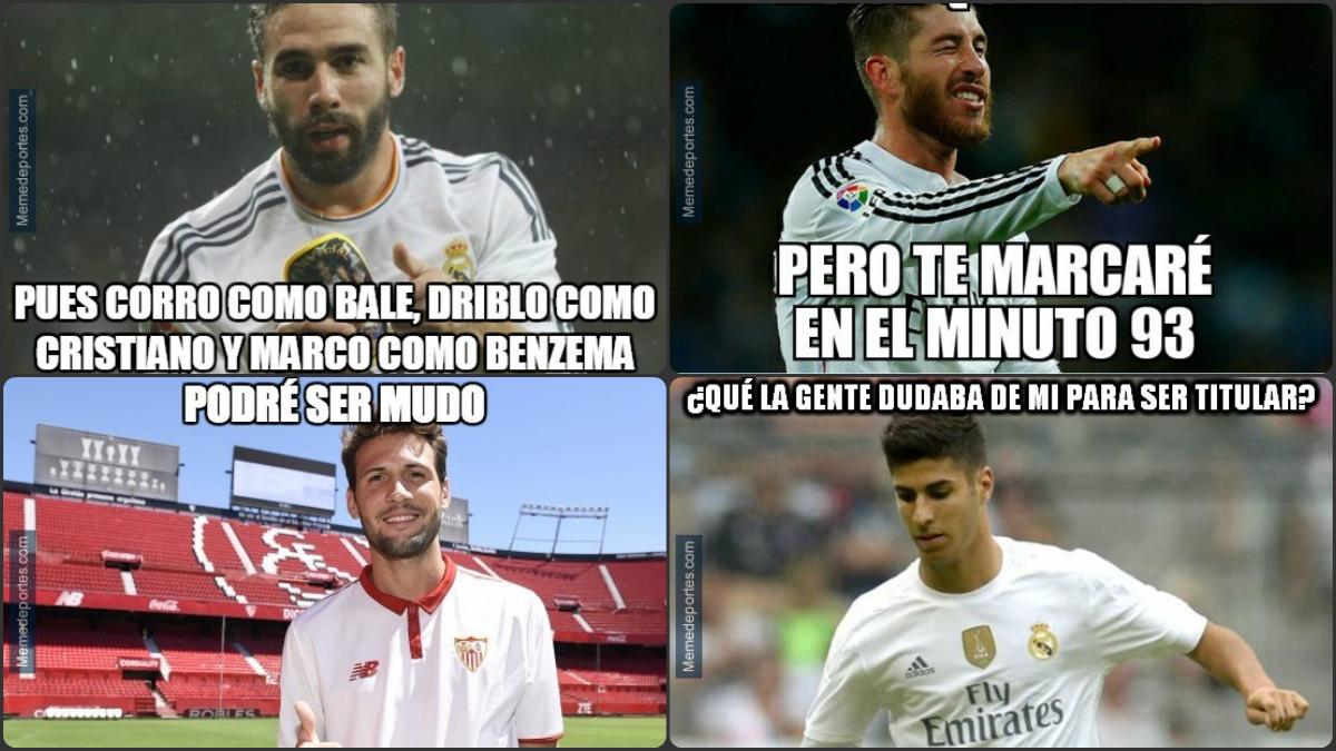Los mejores memes de la Supercopa de Europa.