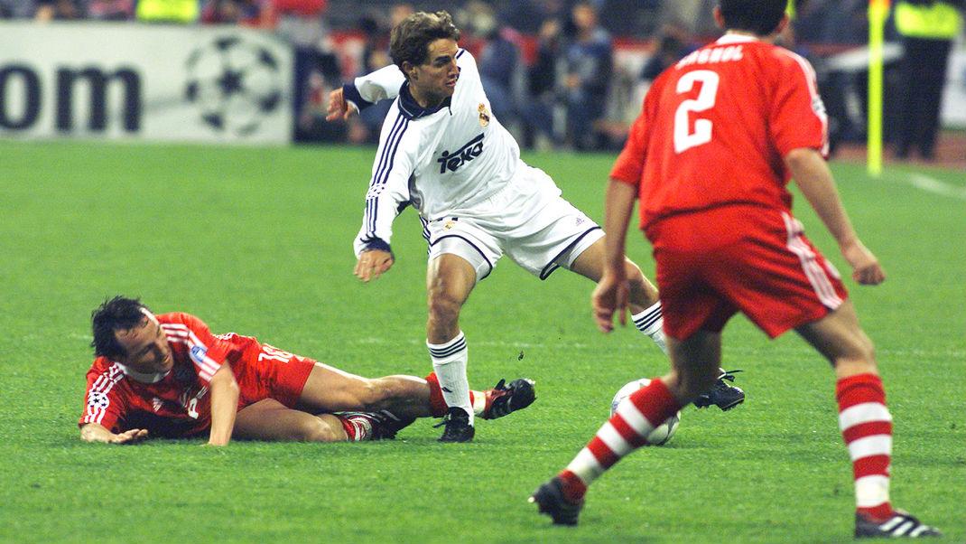 Savio Bortolini fue una pesadilla para el Bayern de Kahn.