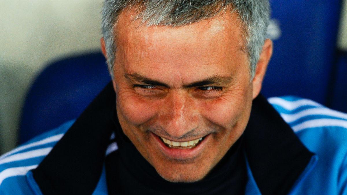 Mourinho, el entrenador más polémico. (Getty)
