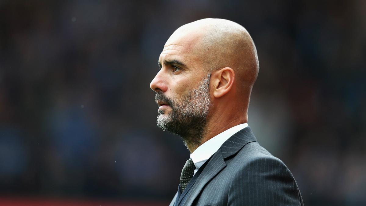 Guardiola ha recibido otra crítica más de un ex pupilo suyo. (Getty)